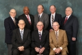 Group photo of the Board of Trustees