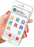 STAY CONNECTED with the SAEC App