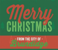 Merry Christmas from the City of Brundidge