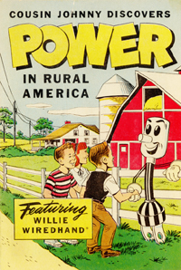 Cousin Johnny Discovers Power