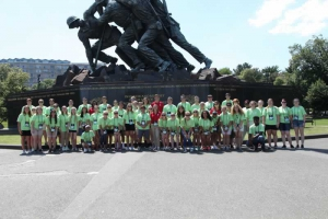 Group US Marine Corps War Memorial