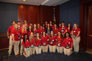 Group with Martha Roby